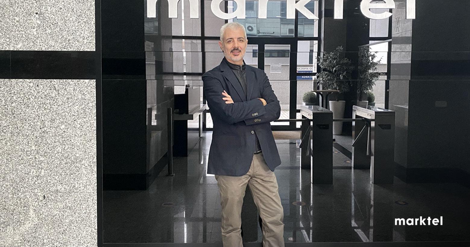 RobertoRobles, Soluciones de Negocio y Tecnología Corporativa. Marktel