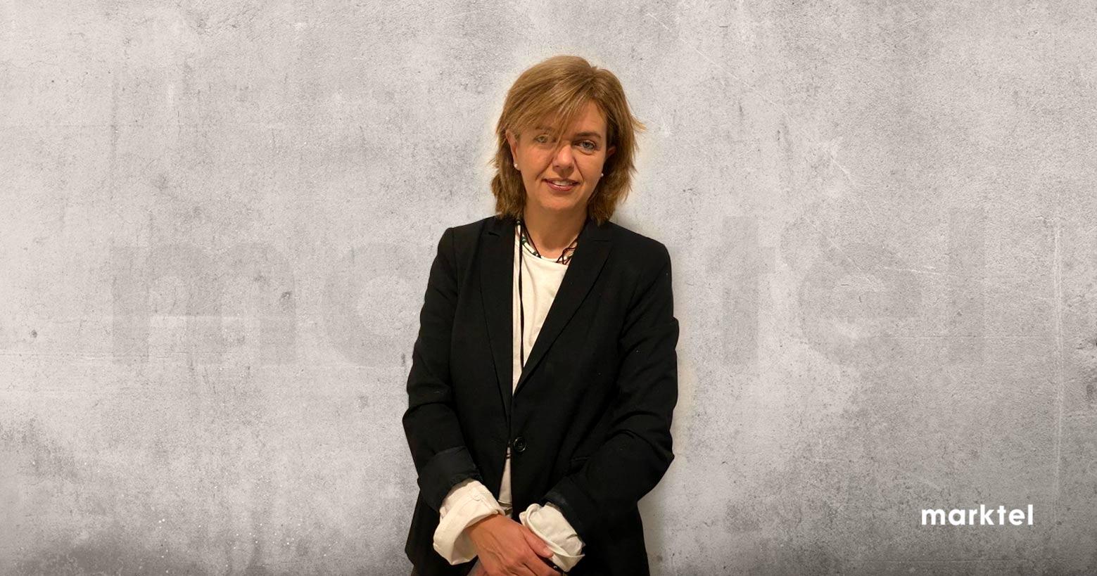 Rocío Sánchez Luna, Directora de Soporte a la Operación de Marktel