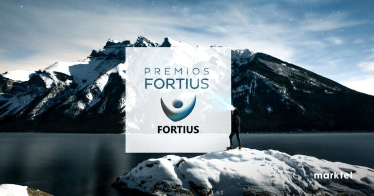 Cristina Yubero y Clara Jorro de Marktel, finalistas en los Premios Fortius